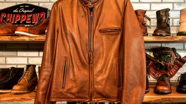 Schott NXC Leather Jacket