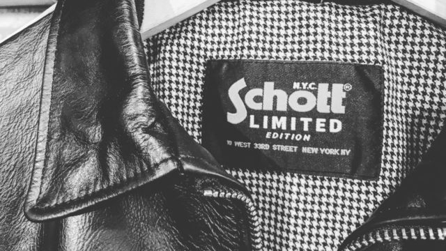 Schott NYC Limited Edition